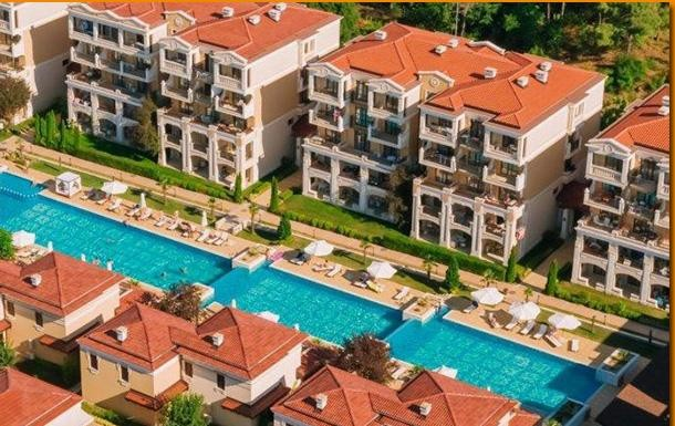 Комплекс Green Life Beach Resort Созополь